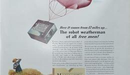 1941 circa Sonde-Track Monsanto, Fortune ??