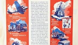 1943 Bendix, Life