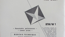 1964 Bureau Technique, BAMS