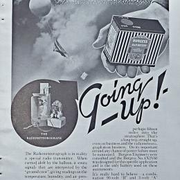 1940 circa Burgess, QST Magazine