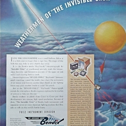 1943 Bendix RaySonde, Time