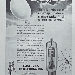 1943 Electronic Enterprises, Radio News