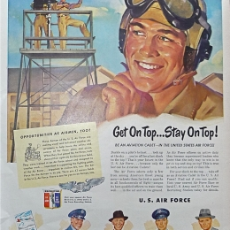 1950 U.S. Air Force, Life