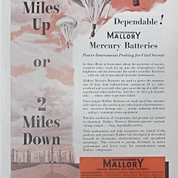 1954 Mallory, Scientific American