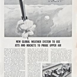1959 Bendix, Fortune