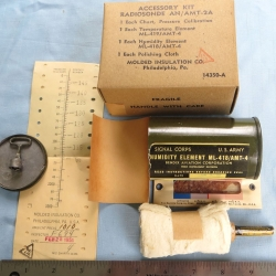 ACCESSORIES: Accessory Kit, Radiosonde AN/AMT-2A