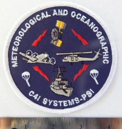 PATCH: Navy Meteorological and Oceanographic