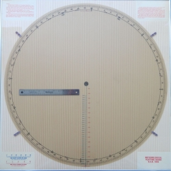 PLOTTING BOARD: Meteorological, Navy 1966