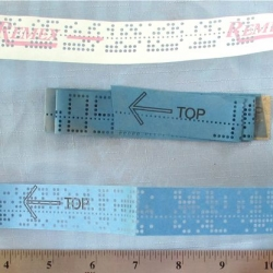 CALIBRATION TAPES: Typical