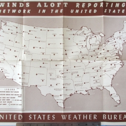 CHART: Winds Aloft, 1955