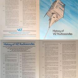 FLYER: History of Viz Radiosondes