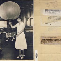 1930s--Molchanov Radiosonde