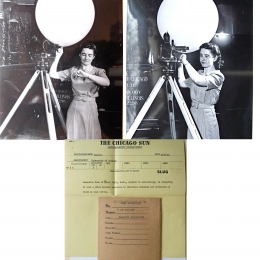 1942--Pilot Balloon Launch U. of Chicago