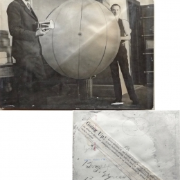 1944--WB Balloon and Radiosonde Boulder CO