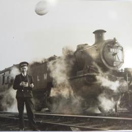 1949—Train Conductor