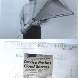 1965--NCAR Dropsonde Boulder CO