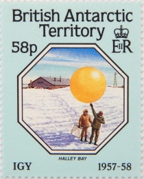 British Antarctic Territory 5
