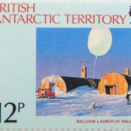 British Antarctic Territory 4