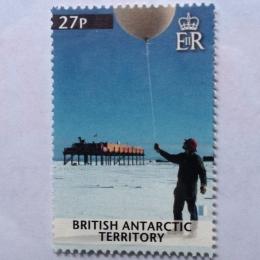 British Antarctic Territory 002