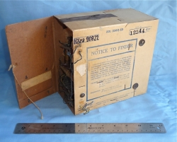 Bendix-Friez AN/AMQ-1D (1945 16 Oct)