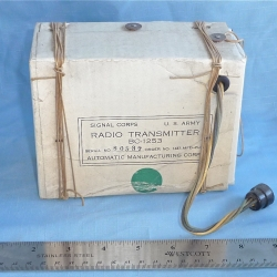 Automatic Manufacturing Corp. BC-1253 Transmitter