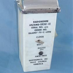 Geotronics AN/AMQ-23(XE-3)